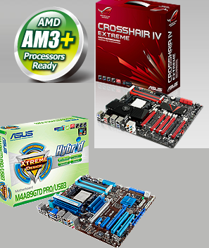 Best AM3 Motherboards 2011 – 2012