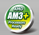 AM3+ Ready Motherboards are already available.