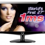 ViewSonic's VX2739WM 27-Inch 1920x1080 Full HD Monitor