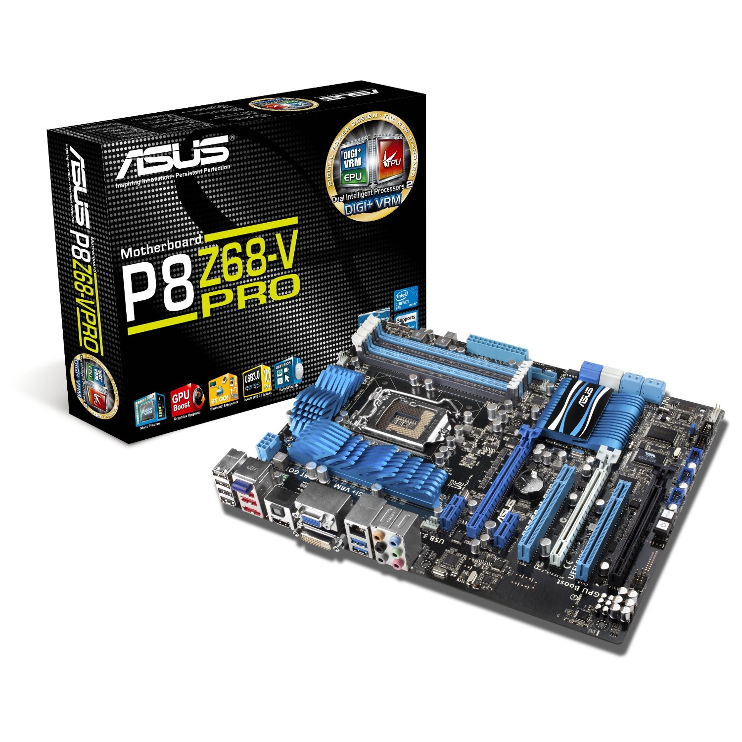 Best New Z68 1155 Motherboard 2011 – 2012