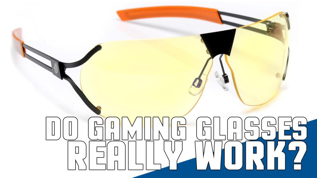 Do Gaming Glasses Really Work