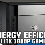 Build a Good Energy Efficient Mini ITX 1080p Gaming PC