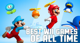 The 10 Best Ever Wii Games of All Time