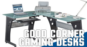 Best PC Gaming Corner Office Desks 2015